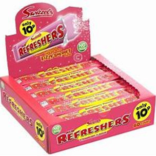 Swizzels Refreshers Strawberry Chew Bars 18g