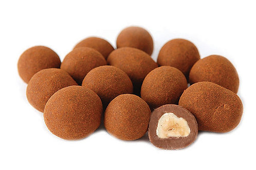 Carol Anne Milk Chocolate Cinnamon Hazelnuts