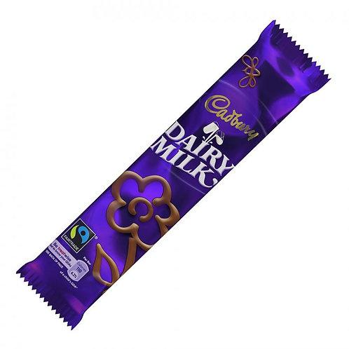 Cadbury Dairy Milk Little Bars 18g
