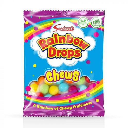 Swizzels Rainbow Drops Chews 135g