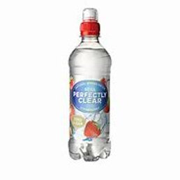 Perfectly Clear Still Strawberry Spring Water 500ml