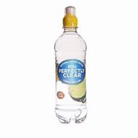 Perfectly Clear Still Lemon & Lime Spring Water 500ml