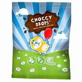 Moo Free Choccy Drops 25g