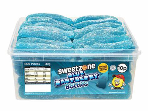 Sweetzone Giant Blue Raspberry Bottles