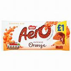 Aero Orange Chocolate Sharing Bar 100g