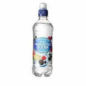 Perfectly Clear Still Summer Fruits Spring Water 500ml