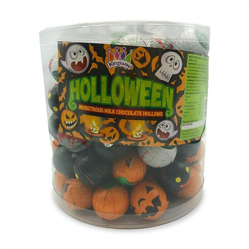 Kingsway Milk Chocolate Halloween Monsters
