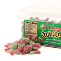 Swizzels Fun Gums Sour Apple Slices