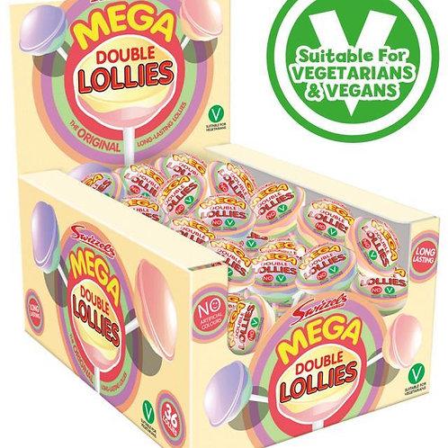 Swizzels Mega Double Lollies 32g
