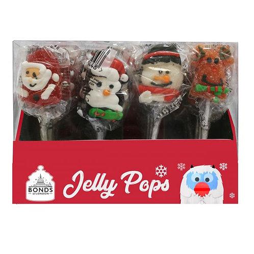 Bonds Christmas Jelly Pops 23g