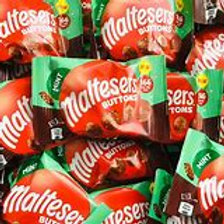 Maltesers Buttons Mint Chocolate Bags 32g