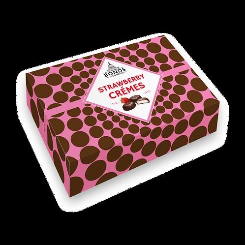 Bonds Strawberry Cremes Box 150g