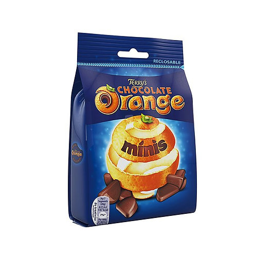 Terrys Chocolate Orange Mini's Bag 125g