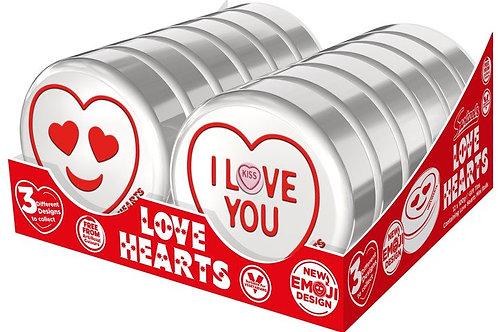 Swizzels Love Hearts Tin 100g