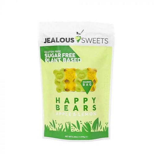 Home     Jealous Sweets Sugar Free Happy Bears Sharing Bag 119g