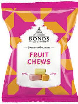 Bonds Fruit Chews Bags 150g