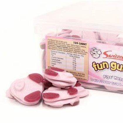 Swizzels Fun Gums Pigs Mugs