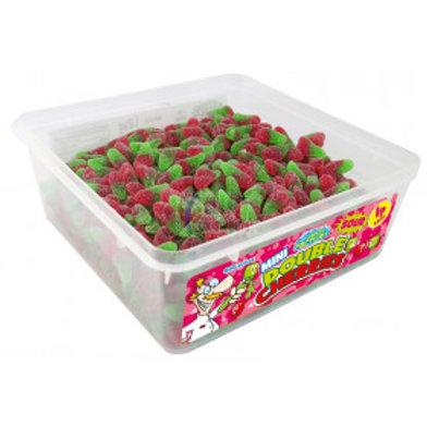 Mini Sour Double Cherries