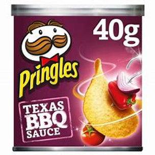 Texas BBQ pringles 40g