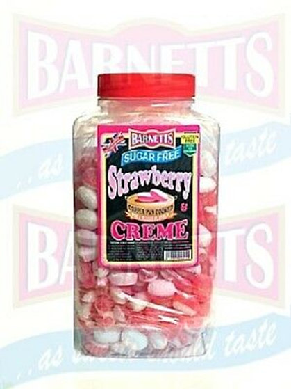 Barnetts Strawberry & Creme
