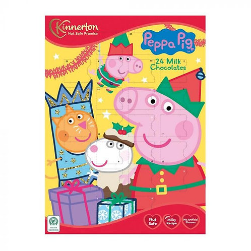 Kinnerton Peppa Pig Advent Calendar 40g