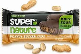 Supernature Organic Peanut Butter Cups 40g