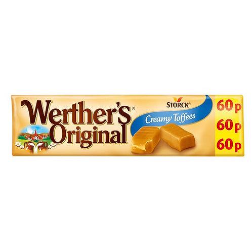 Werther's Original Creamy Toffees