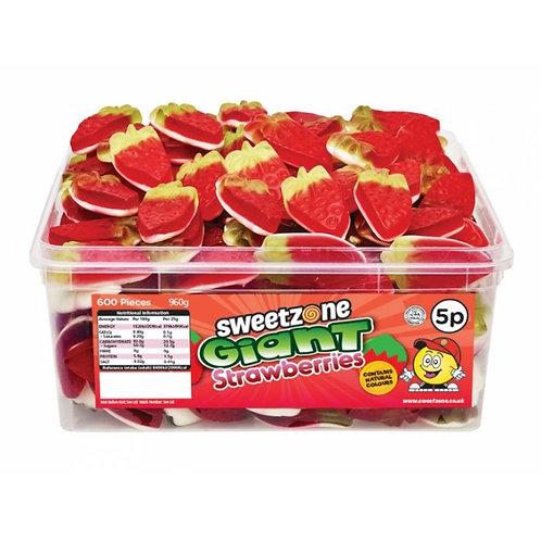 Sweetzone Giant Strawberries 5p