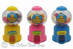 Crazy Candy Factory Gum Ball Machines