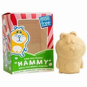 Moo Free Hammy Hamster White Chocolate & Strawberry