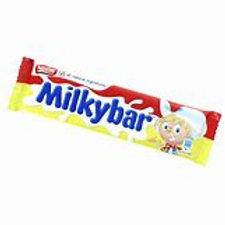 Milkybar White Chocolate Bar 25g