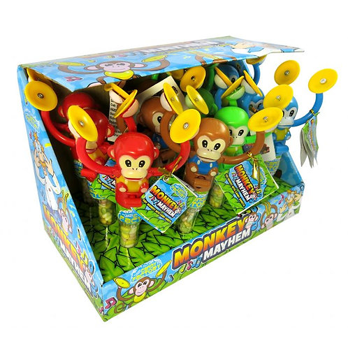 Crazy Candy Factory Monkey Mayhem