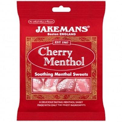 Jakemans Cherry Menthol Bag 100g