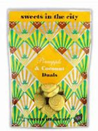 Sweets In The City Pineapple & Coconut Duals Pouch 50g