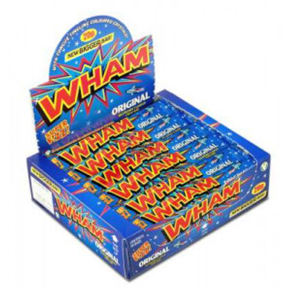 Barratt Wham Original Chew Bars