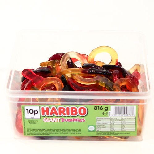 Haribo Giant Dummies