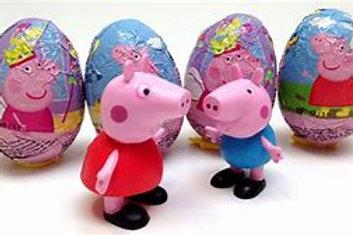 Peppa Pig Chocolate Surprise Eggs 20g