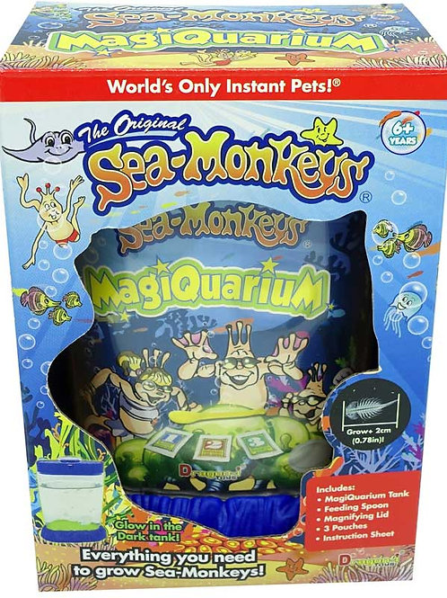 SEA MONKEYS MAGIQUARIUM