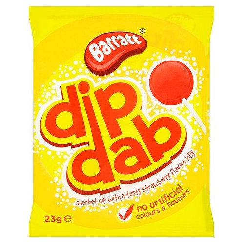 Barratt Sherbet Dip Dab 23g