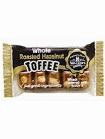 Walker's Nonsuch Hazelnut Toffee Bars 100g