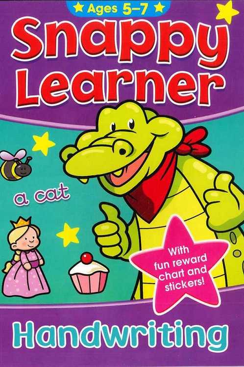 SNAPPY LEARNERS - HANDWRITING
