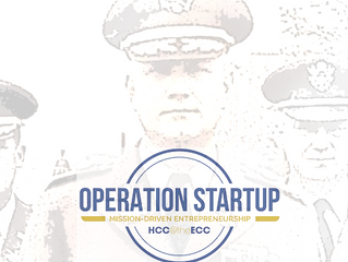 Convergence: Retired Veterans, Private Sector Startups & Me
