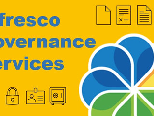 Alfresco Governance Services – What it is and why it's important to you