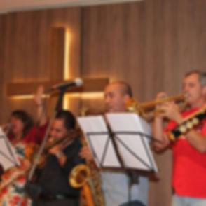 Assembleia de Deus Bethel de Águas Claras, Ministério Música