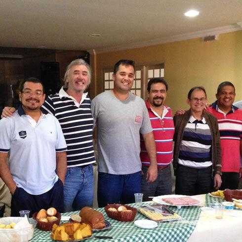 Assembleia de Deus Bethel de Águas Claras, Ministério Ombro Amigo, Homens