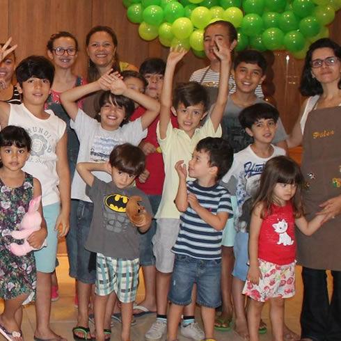 Assembleia de Deus Bethel de Águas Claras, Ministério Infantil, Crianças