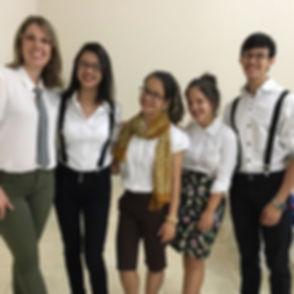 Assembleia de Deus Bethel de Águas Claras, Ministério Jovens