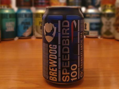 Blog #1. BrewDog Speedbird 100. Start with what you know.