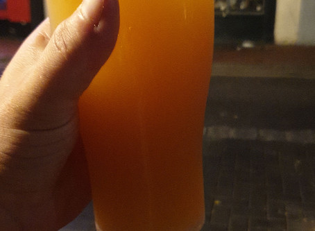 Blog #95. Unbarred - Mango Pale. Man goes back for seconds!