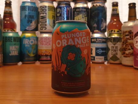 Blog #9. Hatherwood Plunged Orange. A fruity pale.